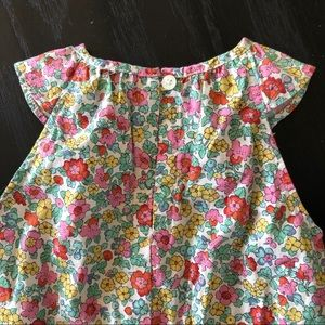 f6fceccb74 Boden One Pieces - Baby Boden Multi-color Floral Playsuit 12-18mo